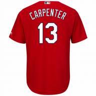 St. Louis Cardinals Matt Carpenter Replica Scarlet Alternate Baseball Jersey