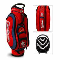 St. Louis Cardinals Medalist Cart Golf Bag