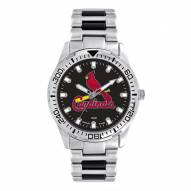 St. Louis Cardinals Men's Heavy Hitter Watch