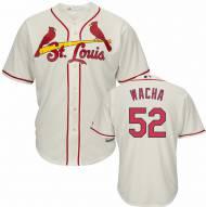 St. Louis Cardinals Michael Wacha Replica Ivory Alternate Baseball Jersey
