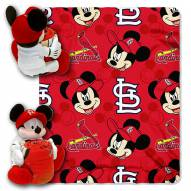 St. Louis Cardinals Mickey Mouse Hugger