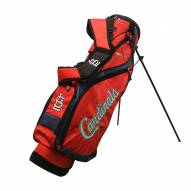 St. Louis Cardinals Nassau Stand Golf Bag