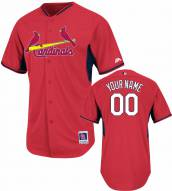 St. Louis Cardinals Personalized Authentic Batting Practice Baseball Jersey
