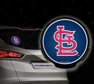 St. Louis Cardinals Light Up Power Decal