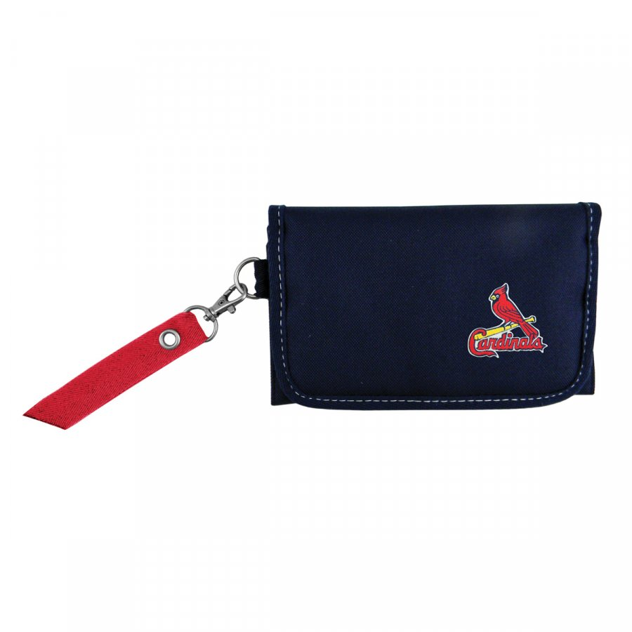 St. Louis Cardinals Ribbon Organizer Wallet