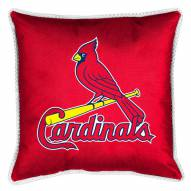 St. Louis Cardinals Sidelines Pillow