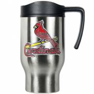 St. Louis Cardinals Stainless Steel Travel Mug