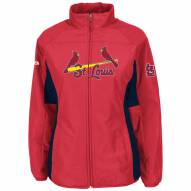 St. Louis Cardinals Women's Double Climate Jacket - On Clearance
