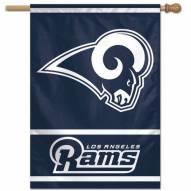 "St. Louis Rams 27"" x 37"" Banner"