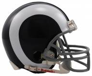 Los Angeles Rams 65-72 Riddell VSR4 Mini Replica Football Helmet