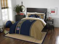 Los Angeles Rams Full Comforter & Sham Set