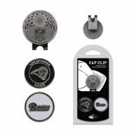 St. Louis Rams Hat Clip & Marker Set