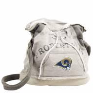 St. Louis Rams Hoodie Duffle