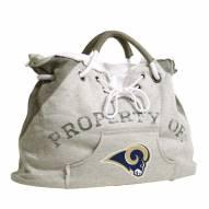 St. Louis Rams Hoodie Tote Bag