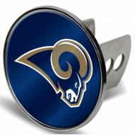 Los Angeles Rams Laser Hitch Cover