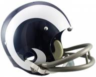 Los Angeles Rams Riddell TK Throwback Full Size Football Helmet