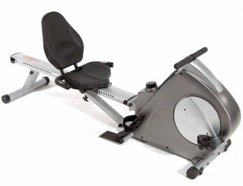 Stamina 15-9003A Deluxe Conversion II Recumbent Exercise Bike / Rowing Machine
