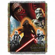 Star Wars Ground Invasion Throw Blanket