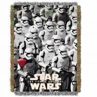 Star Wars Imperial Troops Throw Blanket