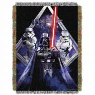 Star Wars Midnight Vader Throw Blanket