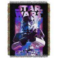 Star Wars Storm Ahead Throw Blanket