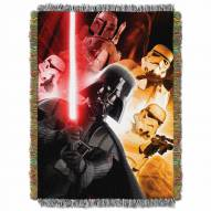 Star Wars The Empire Throw Blanket