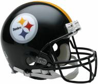 Riddell Pittsburgh Steelers Authentic Pro Line Full-Size NFL Football Helmet