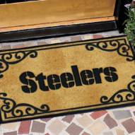 Pittsburgh Steelers NFL Door Mat