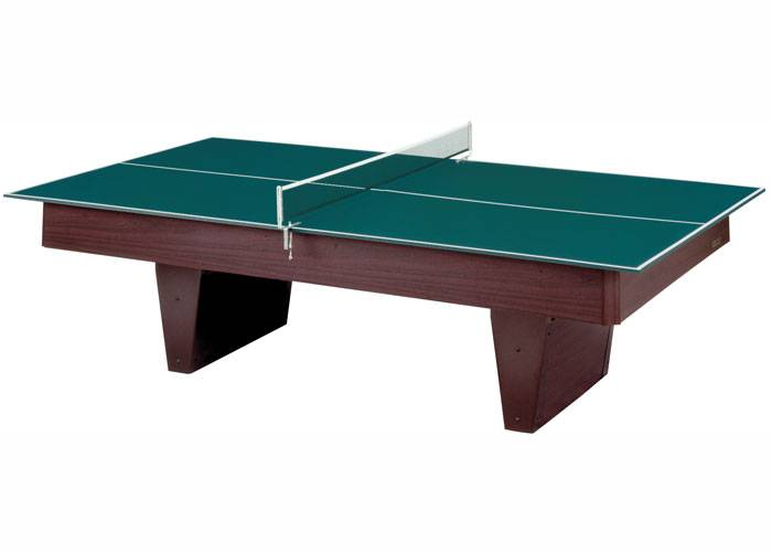 The Stiga Duo Ping Pong Table Conversion Top Is A Solid Way To Turn Your Pool  Table Into A Ping Pong Table, And It Includes The Table Net And Posts.