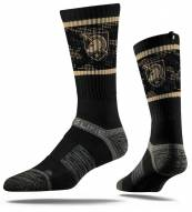 Strideline Army Black Knights Spotted Camo Adult Crew Socks