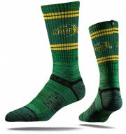 Strideline North Dakota State Bison Adult Crew Socks