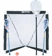 STX FiddleSTX 3 Player Lacrosse Game Set