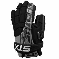 STX Shield Men's Lacrosse Goalie Gloves