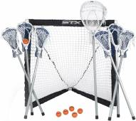 STX FiddleSTX 7 Player Lacrosse Game Set