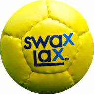 Swax Lax Soft Weighted Lacrosse Training Ball - On Clearance
