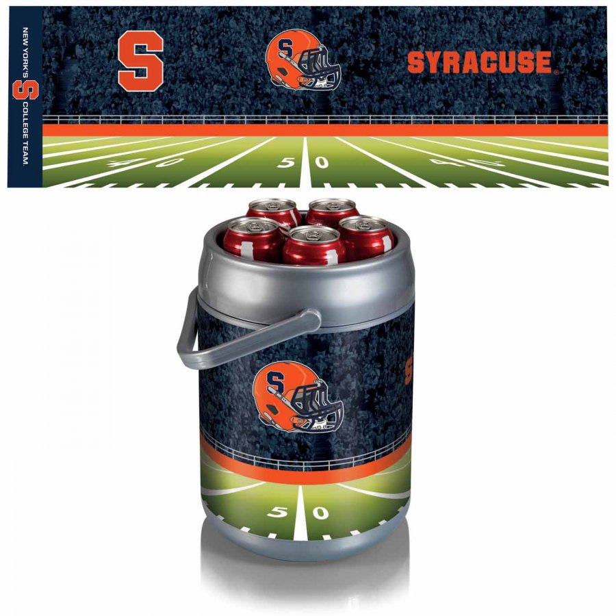 cooler and show your team pride with the syracuse orange can cooler ...