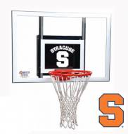 Syracuse Orange Goalsetter Junior Wall Mount Basketball Hoop