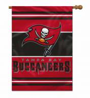"Tampa Bay Buccaneers 28"" x 40"" Two-Sided Banner"