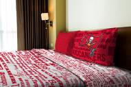 Tampa Bay Buccaneers Twin Bed Sheets