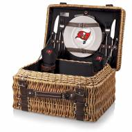 Tampa Bay Buccaneers Black Champion Picnic Basket