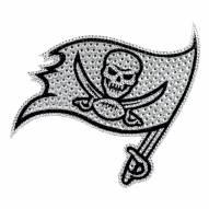 Tampa Bay Buccaneers Bling Car Emblem