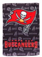 Tampa Bay Buccaneers Double Sided Glitter Garden Flag