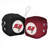 Tampa Bay Buccaneers Fuzzy Dice