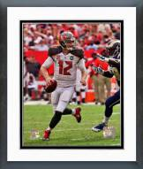 Tampa Bay Buccaneers Josh McCown 2014 Action Framed Photo