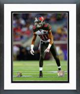 Tampa Bay Buccaneers Kenny Bell 2015 Action Framed Photo