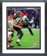 Tampa Bay Buccaneers Kyle Brindza 2015 Action Framed Photo