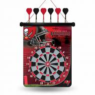 Tampa Bay Buccaneers Magnetic Dart Board