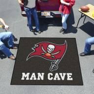 Tampa Bay Buccaneers Man Cave Tailgate Mat