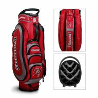 Tampa Bay Buccaneers Medalist Cart Golf Bag
