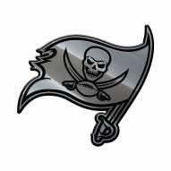Tampa Bay Buccaneers Metal Car Emblem